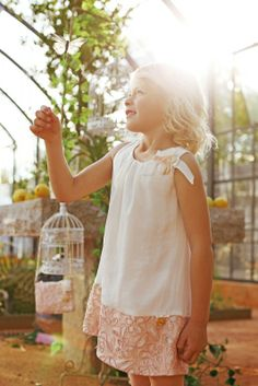 ALALOSHA: VOGUE ENFANTS: Spring Summer 2013 Kidswear Collections
