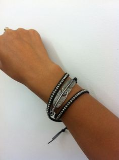 Leather Wrap