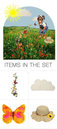 """It's the Little Things..."" by petalp ❤ liked on Polyvore featuring art and children"