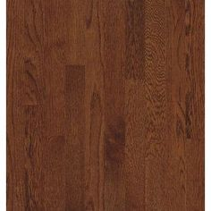 Bruce�Natural Reflections 2.25-in W Prefinished Oak 5/16-in Solid Hardwood Flooring (Cherry)