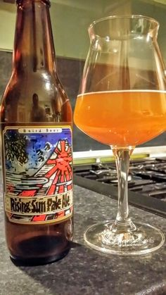 Baird Beer Rising Sun Pale Ale. Watch the video beer review here…