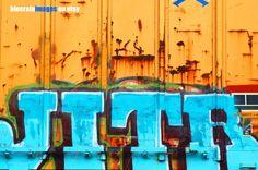 Jitr, Rust Photography, Urban Decay, Abandoned, Graffiti, Street Art by bluerainimages on Etsy