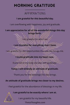 Healing Affirmations, Positive Affirmations Quotes, Self Love Affirmations, Morning Affirmations, Affirmation Quotes, Positive Quotes, Gratitude Journal Prompts, Gratitude Quotes, Spiritual Prayers