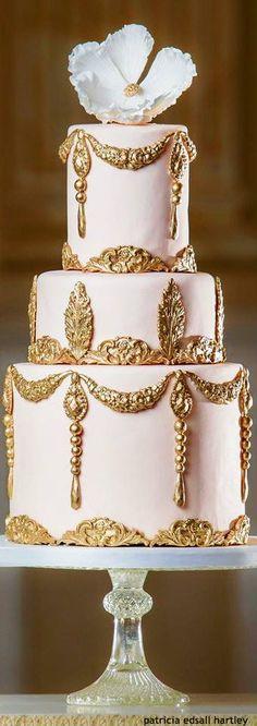 Gilded and Glamorous Washington DC Wedding
