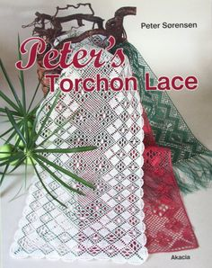 Torchon Lace by Peter Sorensen Knit Crochet, Crochet Hats, Bobbin Lacemaking, Bobbin Lace Patterns, Point Lace, Lace Making, Tatting, How To Make, Albums