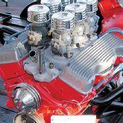 Big Block Chevy Engines Engine