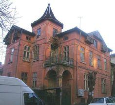 Abandoned mansion in Belgium