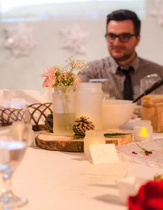 A Homey Budget Wedding Meal for 120: The Wedding Dinner — Homemade Weddings