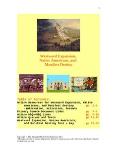 I have to do an essay on the Westward Movement (Expansion). Please help, details inside?