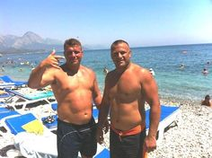 Beefy & Stocky Men
