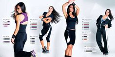 Baseativa   Moda Fitness - Active Inverno 2014