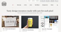 15 Best Websites To Find Design Freebies & Resources | Inspirationfeed
