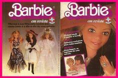 Chá de Bonecas com Gigi Fernandes: Boneca Barbie Estrela, 1983