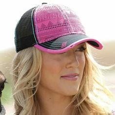 Cruel Girl cap --- WANT!!!!