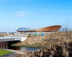 2012 London Olympics Velodrome. Looks nice and open. Check out the other pics