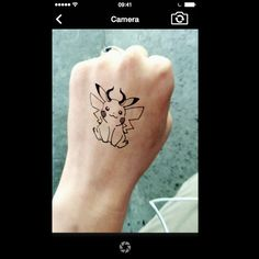 How to make a fake tattoo - Tattoo mobile app - ink Hunter [inkHunter]