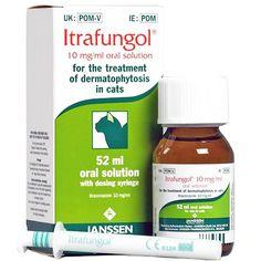 veterinary itraconazole