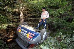 Raikkonen, WRC