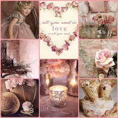 Collage of Beautiful Colors Collages, Pot Pourri, Color Collage, Mood Colors, Beautiful Collage, Rose Cottage, Colour Board, All You Need Is Love, Belle Photo