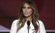"""SPEECH SHOCK: MELANIA PLAGIARIZED MICHELLE!  Mrs. Trump appears to have lifted two paragraphs almost verbatim from Mrs. Obama.Editor's note: Donald Trump regularly incites political violence and is a SERIAL LIAR, rampant xenophobe, racist, misogynist and birther....appears the """"serial liar"""" seems to have rubbed off on his wife"""