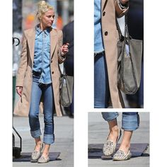 never thought I would be so into double-denim, but I'm lovin it!