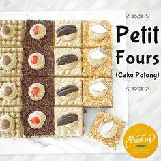 Sore mommies🌈🌈🌈, C! Lagi Rajin banget pokok nya bikin cake potong ini, lagi hihihi.. soalnya imut sih bentuk nya. And kue jadul ini selalu… Fruit Recipes, Cake Recipes, Bolu Cake, Resep Cake, Petit Cake, Asian Cake, Cake Decorating With Fondant, Cake Factory, Berry Cake