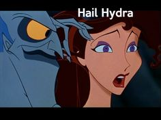Hades and Meg | Hail Hydra | Know Your Meme
