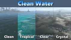 Clean Water of the Commonwealth at Fallout 4 Nexus - Mods and community