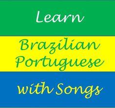 Learn Brazilian Portuguese with Songs - Video 1 © Street Smart Brazil