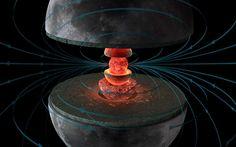 Les roches lunaires gardent en mémoire le champ magnétique de notre satellite naturel. De nouvelles analyses montrent que ce champ aurait duré au moins deux milliards d'années, soit bien plus que...