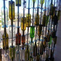 Bottle Wall, kinda cool