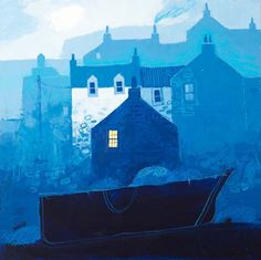 Boats and Nets - George Birrell