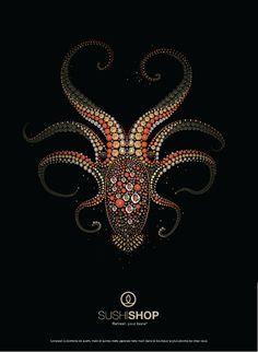 Sushi shop // L'octopus