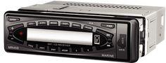 Am/Fm/Cd/Mp3 Stereo 665-MR45CW