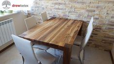 Walnut wood table MARKUS.