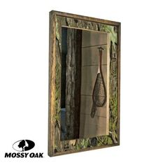 Mossy Oak Camo Collection Wall Mirror