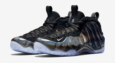 22d5fe31703 Nike Air Foamposite One  Hologram  – Official Pictures