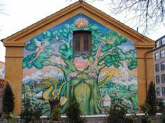 Christiania  a real hippie town in copenhagen-definitely eye opening