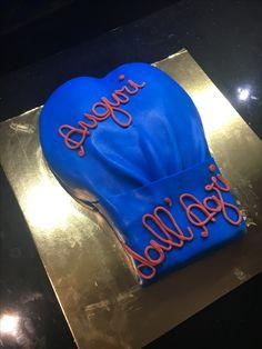 Cake chef's hat