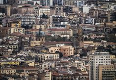 Palermo's skyline by Giuseppe Fallica on 500px