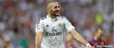 Benzema siempre marca al eterno rival