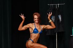 May 2016  Natural Iowa  Figure competition