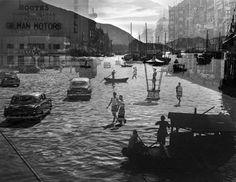 生于上海、长于香港的摄影大师何藩(超多图) -- 全球摄影人档案 -- 传送门