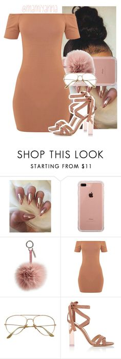 """""""Swang~ Rae Sremmurd """" by mamiyanna ❤ liked on Polyvore featuring Belkin, Fendi and Gianvito Rossi"""