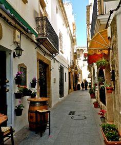 Side Street, Valencia, Spain photo via travel