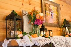 vintage-rustic-wedding-decorations
