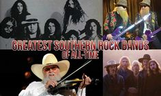10 Greatest Southern Rock Bands of All-Time