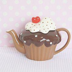 Cupcake tetera