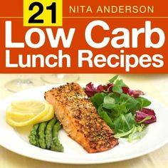 12/24 Free Kindle Book Limited Time : 21 Low Carb Lunch Recipes For Accelerated Weight Loss (21 Low Carb Recipes For Accelerated Weight Loss) - 21 Low Carb Lunch Recipes For Accelerated Weight Loss is a very helpful book if you are wanting to shed the weight and eat healthier.  These recipes are fast, easy and simple to make. I kept the information as easy to follow as possible.  If you are in a hurry and dont have time to spend in the kitchen cooking long drawn out meals then this is the