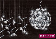 Masiero Group  #sketches #installation #light #interior #lamp #inspiration